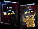 Ultra Pro E-15203 Detective 9 Pocket Portfolio-Pikachu, Multi -
