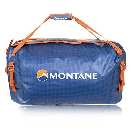 Montane transizione H2O 60Gear Bag Antarctic Blue