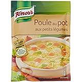 Knorr Soupe Poule Au Pot Aux Petits Légumes 72g Pour 4 Personnes