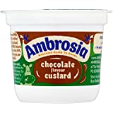Ambrosia chocolate Sabor Devon 120g natillas