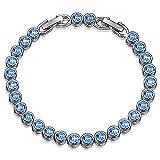 Yutii Ballad for Adeline Blue Tennis Bracelet For Girls