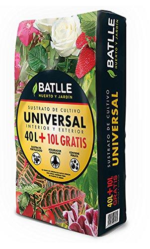 Sustratos - Sustrato Universal 50l. - Batlle