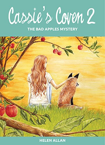 Cassie's Coven 2: The Bad Apples Mystery (The Cassie's Coven Series) (English Edition) por Helen Allan