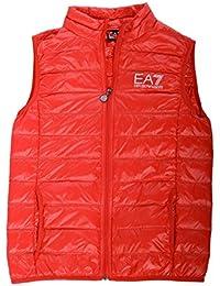 EA7 Emporio Armani - Blouson 8npq01 - Pn29z 1451 Red