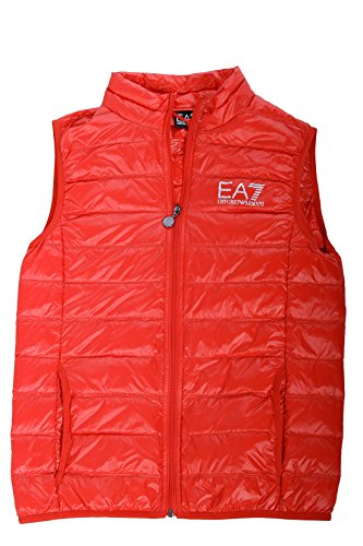 EA7 Emporio Armani - Blouson 8npq01 - Pn29z 1451 Red Rouge
