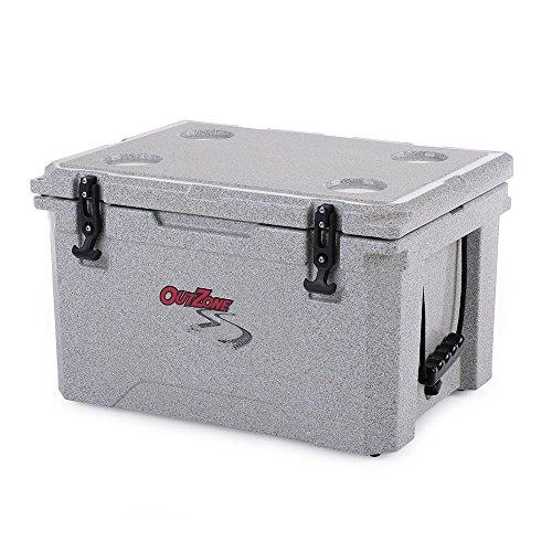 Docooler 40L Cooler, Material: LLDPE + PE-Schaum + Silikon Für Camping Angeln