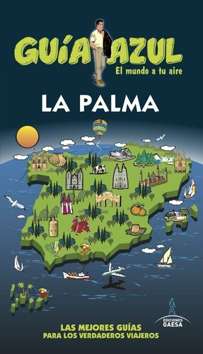 La Palma : guía azul por Jesús García Marín