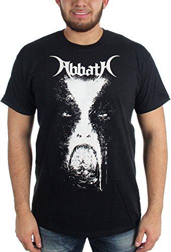 Abbath Face-Maglietta da uomo