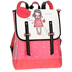 Litros Mochila To Fly Gorjuss Multicolor Tipo Time Casual 9 cm 92 38 OvqFwtF