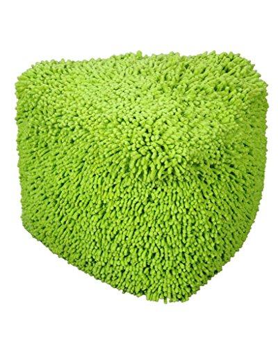 rugs2clear-fait-main-vert-coton-sans-pour-autant-remplisseuse-vivid-pouf-40cm-x-40cm-x-40cm1-piece