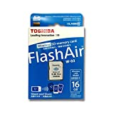 #1: Toshiba SD FA Class 10 16GB Wireless SDHC Card