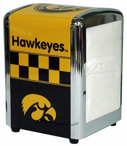 Big D Halfter (Game Day Outfitters NCAA Serviettenhalter Iowa Hawkeyes Retro Design)
