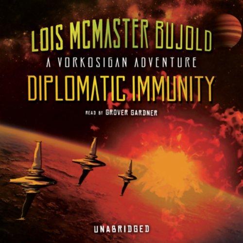 Diplomatic Immunity  Audiolibri