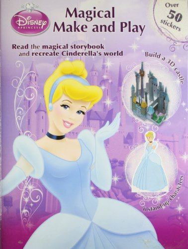 Cinderella Make and Play (Disney Make & Play)