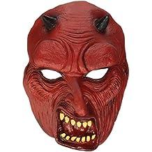 WIDMANN 00359-Máscara de Diablo Por Viso en Talla Única ...