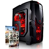 Megaport Gaming-PC AMD FX-6300 6x 3.50GHz • nVidia GeForce GTX1060 • 16 GB DDR3 1600 • 1TB HDD • Windows 10 • DVD RW • Gamer PC • Gaming Computer • Desktop PC • Gamer Computer • Rechner