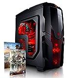 Megaport 8-Kern Gaming-PC Vollausstattung AMD FX-8300 8x4.20 GHz Turbo • GeForce GTX1060 • 16GB DDR3 • 1TB • Windows 10 • WLAN • Gamer PC • Gaming Computer • Desktop PC • Gamer Computer • Rechner