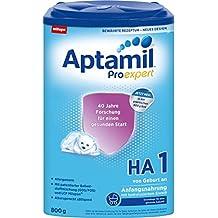 Aptamil HA 1 ProExpert, hipoalergénico Fórmula infantil, EazyPack, 4-pack (4 x 800g)
