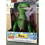 Disney Park Toy Story Talking Rex Dinosaur Action Figure Doll NEW IN PACKAGE by Disney