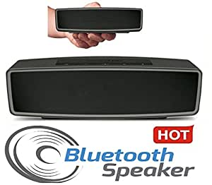 Portable Wireless Bluetooth Speaker Compatible for all mobile phones | Pair with All Bluetooth Mobiles, MP3 players, Laptops, Tablets | Built in Speakerphone & FM Radio| TF Card.