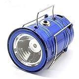 Shivay LED Solar Emergency Light Lantern (Multicolour)