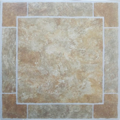 100-piastrine-per-pavimento-in-vinile-effetto-granito-marrone-adesive