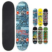 "Venom Custom Complete Skateboard Black Deck 8/"" Black Raw Trucks//ABEC 11"