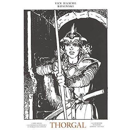 Intégrale Thorgal N/B - tome 4 - Intégrale Thorgal N/B volume 4