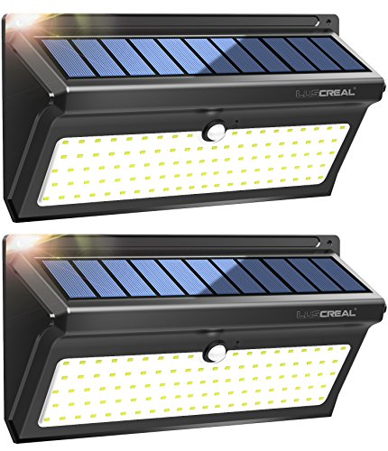 Lampe Solaire Exterieur,100 LED Extra Lumineuses...
