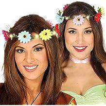 Amazon.it  Coroncina di fiori - 12-15 anni d6cbbeb4843c