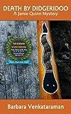 Death by Didgeridoo: A Jamie Quinn Mystery (English Edition)
