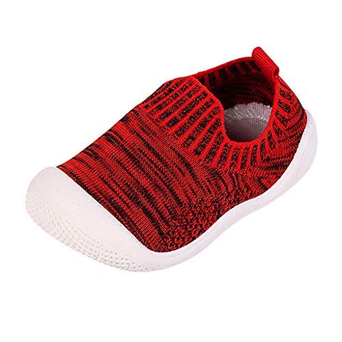 Beikoard Kinder Baby Brief Mesh Sport Sneakers Run Schuhe Jungen und Mädchen Casual Schuhe Laufschuhe