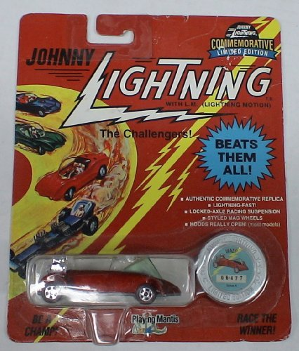 Johnny Lightning the Challengers DIE Cast CAR Wasp by Johnny Lightning (Diecast Cars Lightning Johnny)