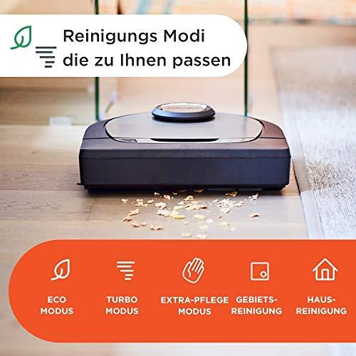 Neato Robotics Botvac D7 Connected – Premium Saugroboter mit Ladestation - 8