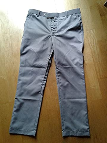 ★Go Tactical Pants ★ - Khaki - Size: Men's Large - Plentiful Pockets - Amazing Stretch and Give - Practical to Playful - Durable, Machine-Washable Fabric