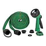 #5: Siddhi Collection 10 Meter Car Bike Garden Washing Pipe Water Spray Gun