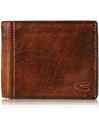 camel active, große Geldbörse aus echtem Leder, hochwertiges Echtleder Portemonnaie für Herren, Geldbeutel