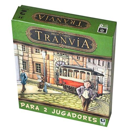 SD Games - Tranvia, Juego Mesa SDGTRANVIA1