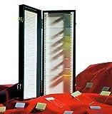 Servoprax 0007contenitore per 100vetrini, dimensioni 270x 190x 35mm