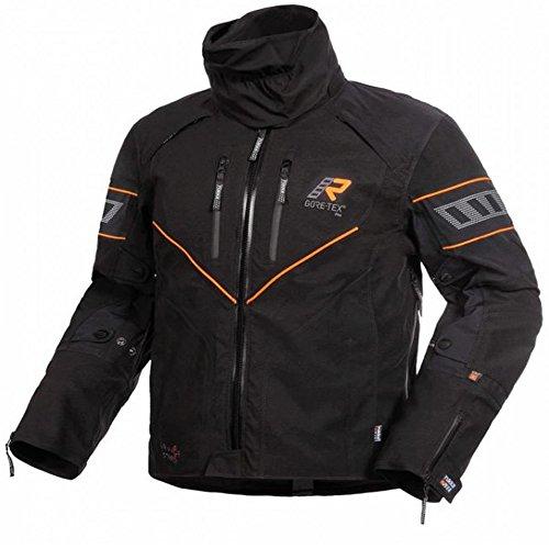New 2017Nivala Rukka moto giacca nero/arancio