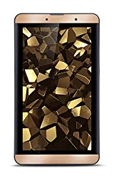 (CERTIFIED REFURBISHED) iBall Slide Snap 4G2 Tablet (7 inch, 16GB , Wi-Fi+ LTE+ Voice Calling), Biscuit Gold