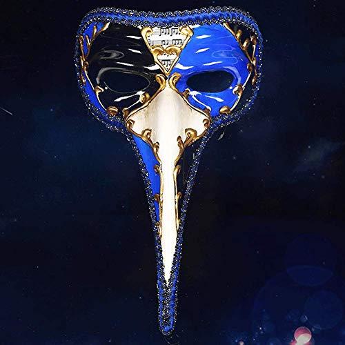 Kostüm Prominente Tragen - CXXX Maske, Maskerade Lange Nasenmaske