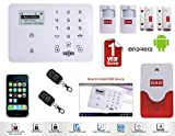 "D3D GSM alarm system ""WIRELESS LCD RFID GSM AUTO DIAL HOME HOUSE OFFICE SECURITY BURGLAR INTRUDER ALARM "" Model:D9"