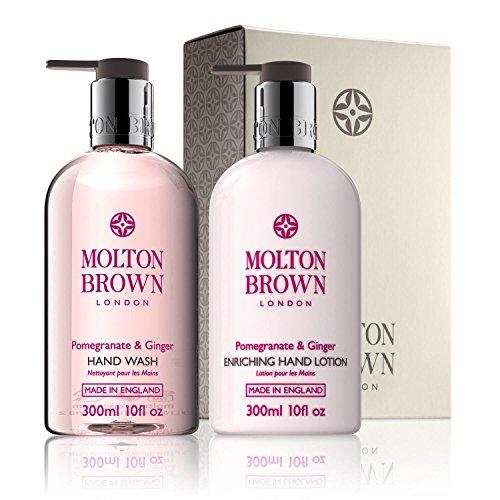 Molton Brown Granatapfel & Ginger Hand Wash & Hand Lotion Box Set 300ml
