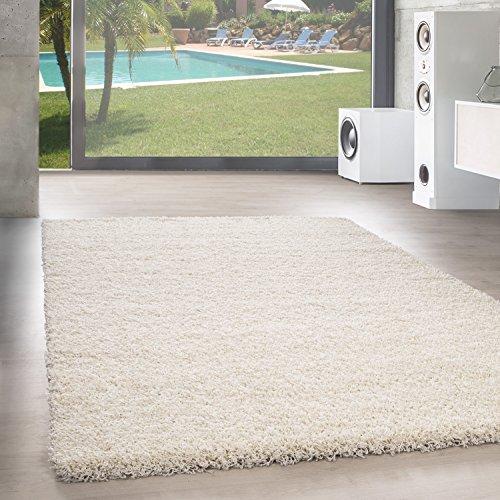 Shaggy Hochflor Langflor Teppich Wohnzimmer Carpet UNI Farben, Rechteck, Rund,. , ...