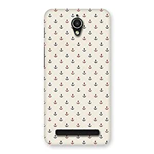 Delighted Sea Spirit Multicolor Back Case Cover for Zenfone Go