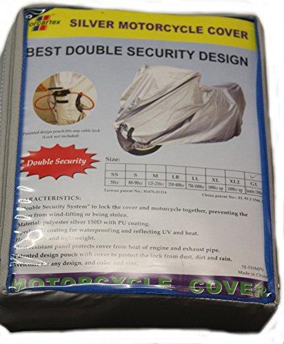 Preisvergleich Produktbild Forcartex Faltgarage Quad Triton SM Baja Reactor Regenplane Abdeckplane Wetterschutz Cover Haube