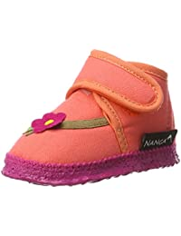 Nanga Baby Mädchen Eule Lauflernschuhe