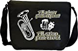 Euphonium Play For A Pint - Sheet Music Document Bag Sacoche de Musique MusicaliTee