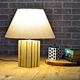 Casa Décor Minecraft Wood Blocks Indoor Lighting / Home Decorative Items / Night Lamp / Table Top / Study Lamp / Desk Lamp / Bedside Lamp/ Decoration Items / Table Decor For Home Decor & Gift Items - B0754H75FQ